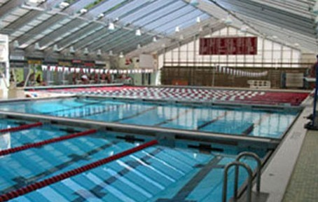 The Grace H Lineberry Natatorium Is Home To Mens And Womens Swimming Diving Teams Club Water Polo Facility Houses A 50 Meter
