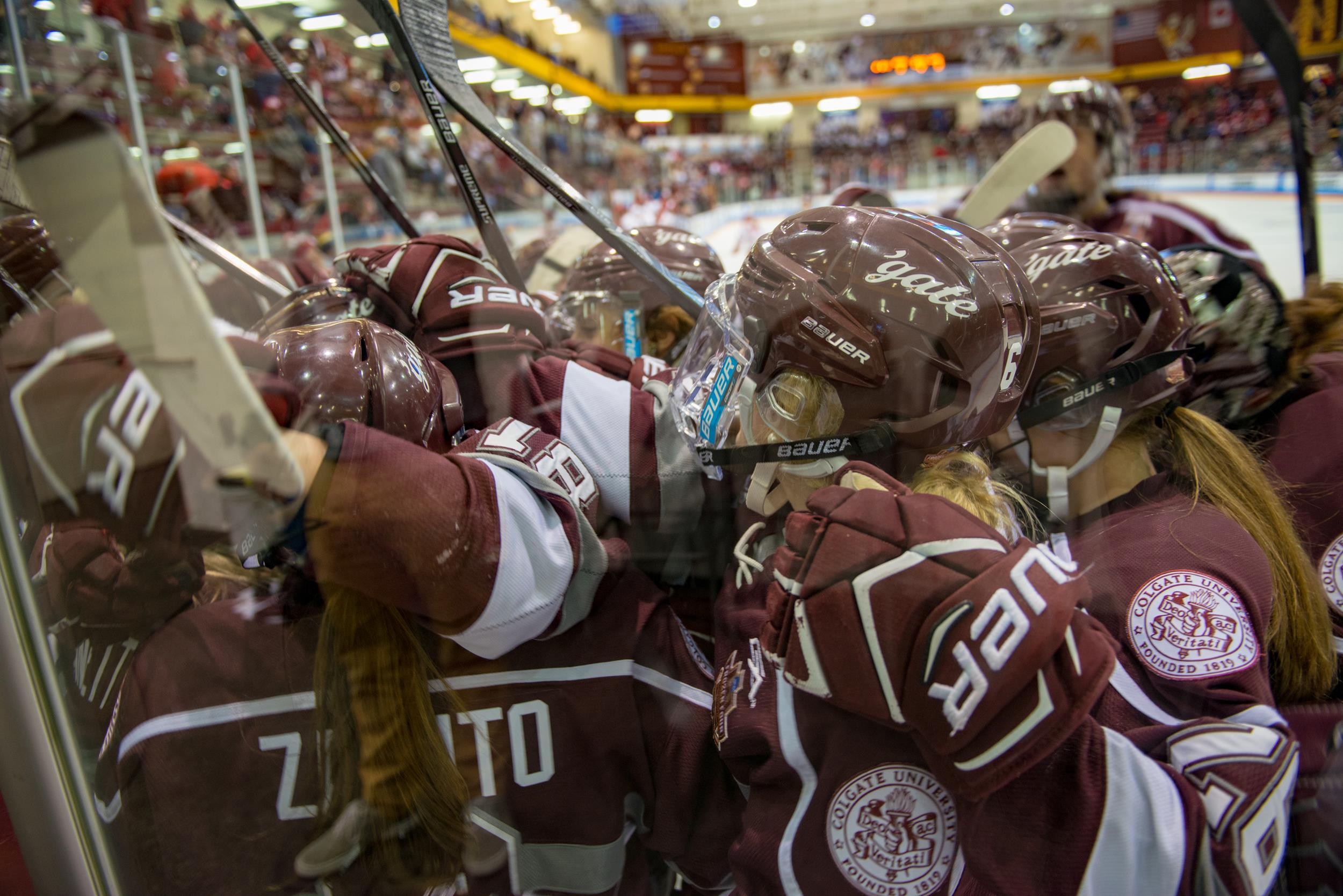 26e470b31a1 Women s Hockey Welcomes Eight Newcomers to Hamilton - Colgate ...