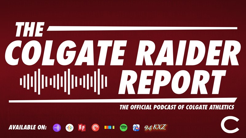 Colgate Raider Report Podcast